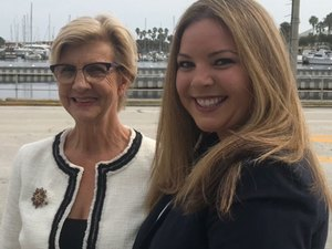 Attorney Beth King Attends Volusia Flagler Association for Women Lawyers Meeting