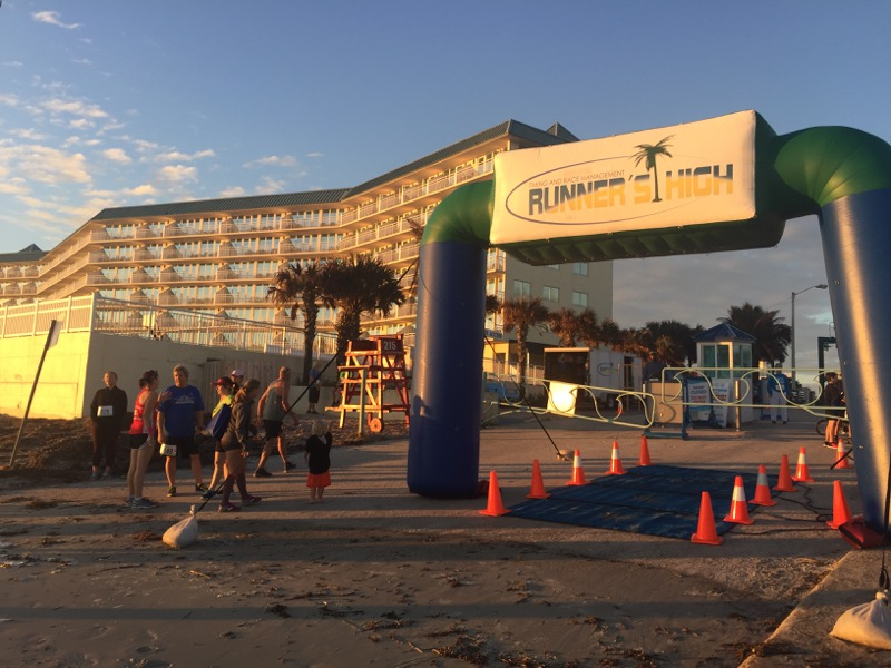 Rice Law Firm Attends Volusia Flagler YMCA's 5k Polar Plunge