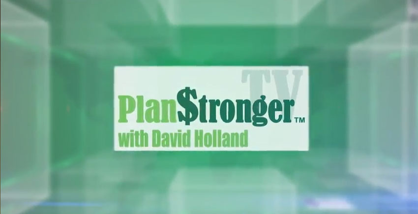 Paul Rice on PlanStrongerTV™ -