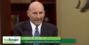 "Paul Rice on PlanStrongerTV™ - ""An Overview of Divorce"""