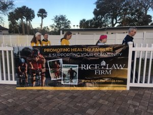 Rice Law Firm Sponsors YMCA's LIVESTRONG 5k