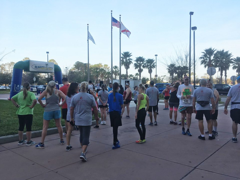 Rice Law Firm Part Sponsor of the First Annual 'My Heart Matters' 5k run/walk