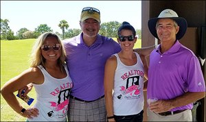 Attorney Ray Schumann Participated in the Mary Spearman Memorial Inaugural Golf Tournament