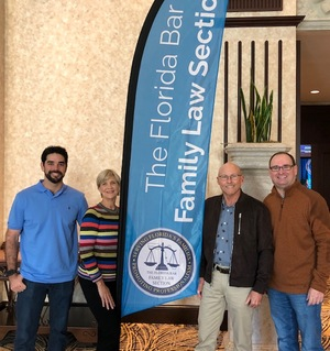 Rice Law Firm Attorneys Attend Annual Marital and Family Law Seminar at Gaylord Palms