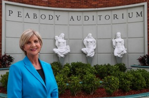 Our Very Own Attorney Elizabeth King Celebrates the Daytona Peabody's 100 years!