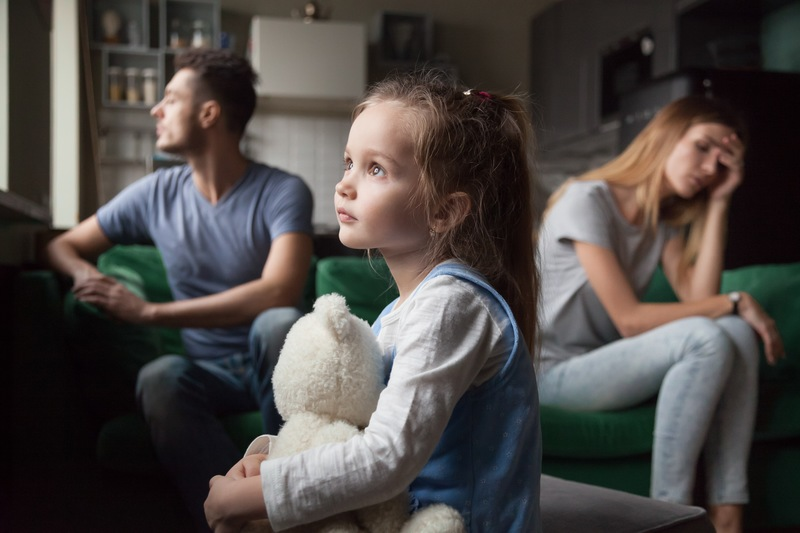 Helping Kids Navigate Your Separation
