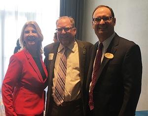 Attorneys Beth King and Phil Bonamo Attend Volusia County Bar Annual Membership Meeting